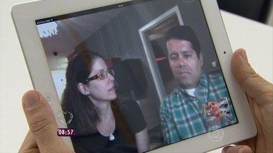 Vinícius e Patrícia decidem deixar Brasil e trabalhar viajando pelo mundo - Em cinco anos, casal já passou por mais de 60 países