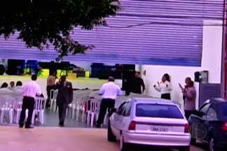 Moradores de bairro em Suzano reclamam de barulho causado por igreja evangélica - Os moradores também disseram que os responsáveis pelo estabelecimento romperam o lacre colocado pela Prefeitura no local.
