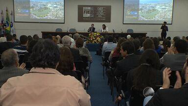Especialistas em planejamento urbano discutem o novo plano de desenvolvimento de Salvador - O fórum reúne especialistas do Brasil e do exterior.