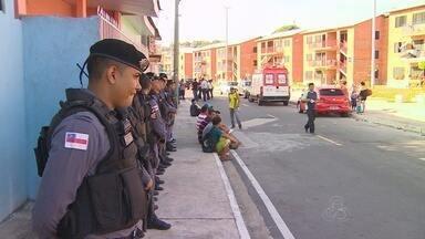 Reintegração de posse desocupa 20 apartamentos na Zona Sul de Manaus - Unidades do Prosamim estariam sendo usadas de forma irregular. Segundo a Polícia Militar, desocupação ocorreu de forma pacífica.