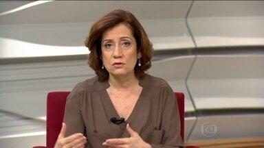 'Expectativa é que o ano termine com vendas no varejo menores', diz Miriam Leitão - Miriam Leitão explica que o comércio varejista sofre as consequências de todos os problemas da economia, como a inflação, o medo do desemprego e o aumento na conta de luz.