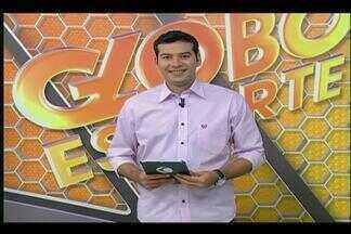 Globo Esporte - TV Integração - 17/07/2015 - Confira as notícias do bloco regional com Rogério Simões