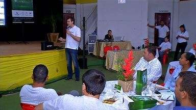 Circuito Aprosoja discute futuro da produção da soja em Tangará da Serra (MT) - Município recebeu rodada de palestras.