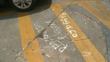 Falta de estacionamentos no Centro de São Luís causa transtornos a motoristas - Falta de estacionamentos no Centro de São Luís causa transtornos a motoristas