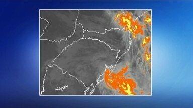 Tempo: final de semana deve ser de tempo estável em Santa Catarina - Tempo: final de semana deve ser de tempo estável em Santa Catarina