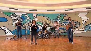 Rabeca, saxofone e bateria dividem o mesmo palco no grupo Matheus Rodrigues Septeto - Banda é o destaque do Globo Horizonte deste domingo (19).