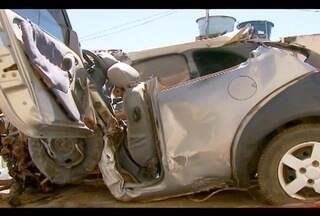 Três pessoas morrem em acidente no Sul de Minas - Menino de cinco anos foi o único sobrevivente no acidente.