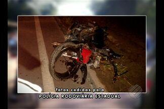 Treze acidentes são registrados nas rodovias estaduais neste fim de semana - Uma pessoa morreu.