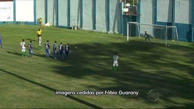 Confiança larga na frente na semifinal do Sergipano sub-19 - Confiança larga na frente na semifinal do Sergipano sub-19