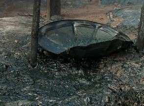 Morre um dos dois irmãos queimados após explosão de produtos químicos - Adolescente de 17 anos teve 95% do corpo atingido; caso ocorreu no Agreste.