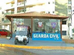 Cidades da Região dos Lagos reforçam segurança com postos da guarda municipal - Em Araruama já são cinco postos que ajudam a reduzir os índices de criminalidade. Já em Cabo Frio, semana passada foi inaugurada a primeira base fixa da guarda.