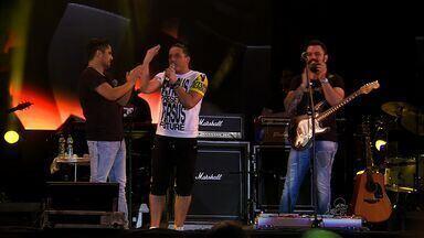 Jorge e Mateus fazem show de despedida da Expocrato - Evento teve mais de R$ 100 milhões em negócios.
