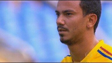 Botafogo acerta empréstimo do volante Rodrigo Lindoso, ex-Madureira - Expectativa é que o reforço treine com os novos companheiros já nesta terça-feira