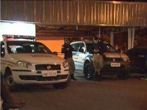 PM é baleado após reagir de assalto em Contagem - Crime aconteceu nesta segunda-feira (20).