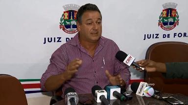 Renúncia de vereador envolvido em crime ambiental é oficializada em Juiz de Fora - João do Joaninho não compareceu à Câmara de Juiz de Fora.José Laerte Barbosa, do PSDB, assume a vaga no dia 31 de julho.
