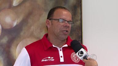 Zé Luis considera positiva campanha do Tupynambás na Taça BH - Equipe terminou em 4º lugar com duas derrotas, um empate e uma vitória.