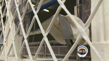 Um homem foi preso após tentar furtar a igreja Matriz de Pinda - Segundo a polícia, ele tentava furtar o cofre