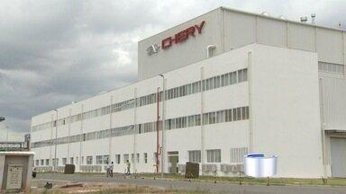Chery anuncia investimentos em Jacareí - Montadora vai ter polo industrial com fornecedores