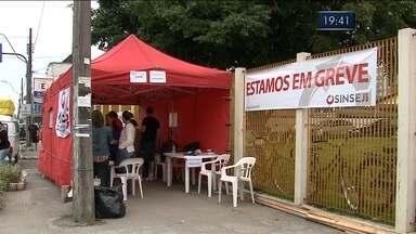 Greve do Hospital São José de Joinville completa 2 semanas - Greve do Hospital São José de Joinville completa 2 semanas