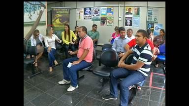 Em Santarém, bacharéis em Direito reivindicam reaplicação da Prova da OAB - Segundo eles, falta de energia elétrica atrapalhou concentração na prova.