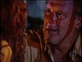 O Rei do Gado - capítulo de quinta-feira, dia 23/07/15, na íntegra - Bruno encontra Luana
