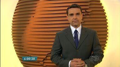 Confira os destaques do Bom Dia Goiás desta quarta-feira (29) - Entre os principais assuntos do dia está a investigação do assassinato de um corretor de imóveis, em Caldas Novas.