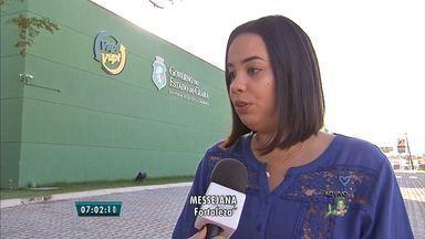 Ação educativa marca semana de luta contra o tráfico humano em Fortaleza - 10 denúncias chegaram à Secretaria de Justiça do CE.