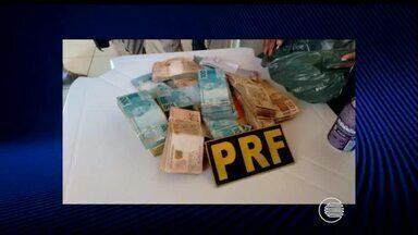 Operação Suíno prende homem suspeito de contrabando e falsificação de bebidas - Operação Suíno prende homem suspeito de contrabando e falsificação de bebidas