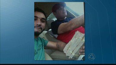 Operação policial prende, na Paraíba, quatro homens acusados de clonar cartões de crédito - Os homens presos pela Polícia estavam hospedados em João Pessoa.