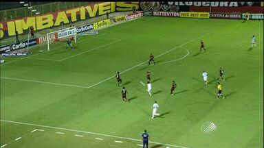 Vitória empata com o Macaé dentro de casa - Placar do jogo, que aconteceu na noite de terça (28) foi 0 a 0.