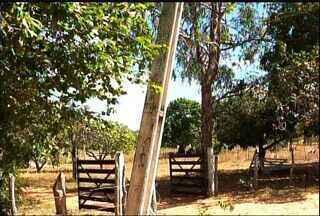 Comunidade de Juazeiro do Norte enfrenta dificuldades com iluminação pública - Situação deixa distrito do Sitio Amaro Coelho mais vulnerável à violência.
