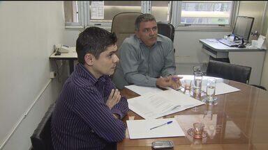 Comissão de Vereadores de Cubatão ouve secretário e funcionários sobre esquema de fraude - Irregularidades nos pagamentos de licenças-prêmio foram descobertas por funcionários da própria prefeitura.