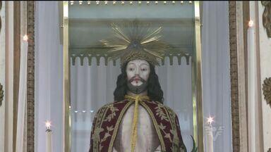 Iguape está na expectativa com festa em louvor a Bom Jesus - Dia do Santos é em 6 de agosto, mas os romeiros já começaram a chegar.
