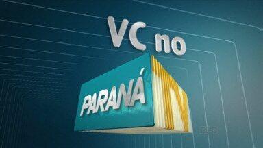 Você no Paraná TV! - O quadro de hoje mostra um problema que foi resolvido após mostrarmos no ParanáTV. Era a falta de sinalização na rua das Acácias. Veja só.