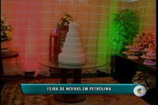 Começou hoje a 3ª edição da Feira de Noivas em Petrolina - Os sonhos das noivas reunidos em um só lugar