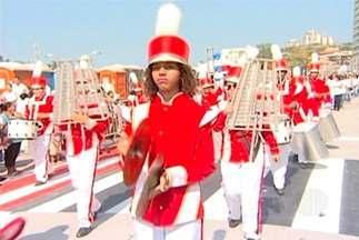Desfile Cívico marca comemoração do aniversário de Macaé, no RJ - Capital nacional do Petróleo faz 202 anos neste dia 29 de julho.