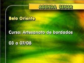 Confira os cursos de capacitação oferecidos pelo Senar - Entre os dias 03 e 07 de agosto será ministrado o curso de operação e manutenção de tratores agrícolas.