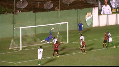 Coruripe 1 x 1 Campinense - Raposa arranca empate fora de casa e segue líder com folga no Grupo 3 da Série D.