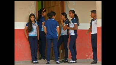 Aulas da rede estadual são reiniciadas em Santarém - Professores terão que correr contra o tempo para fechar conteúdos.