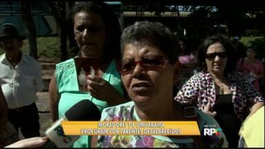 Pessoas divulgam apelos sobre entes queridos desaparecidos em Umuarama - Muitas pessoas divulgaram informações e depoimentos sobre pessoas desaparecidas, na região de Umuarama.