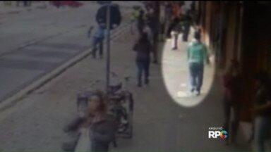 Suspeito de matar guarda municipal em Curitiba é preso em São Paulo - O suspeito de assaltar uma loja no Centro de Curitiba e matar um guarda municipal, foi preso no bairro Brás, em São Paulo.