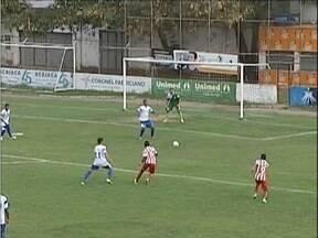 Novo Esporte vence a 2ª consecutiva e lidera chave A da Terceirona - Quero-quero derrotou União Luziense por 4 a 0; Douglas marcou três vezes