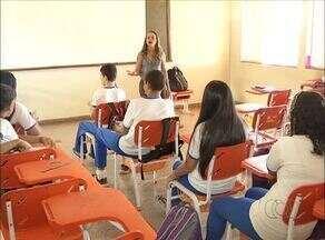 Alunos das escolas municipais da capital retornam às aulas nesta segunda-feira (3) - Alunos das escolas municipais da capital retornam às aulas nesta segunda-feira (3)