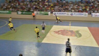 Latinos Dourados e Nioaque farão a final da 37ª Copa Morena de futsal - A 37ª edição da Copa Morena de futsal terá uma decisão inédita: Latinos Dourados e Nioaque.