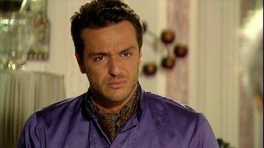 Raj ouve conselhos de Karan - O tio de Raj fala sobre sua indecisão em relação ao casamento com Duda