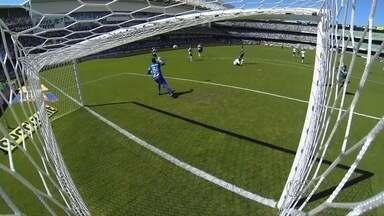 Goiás domina o Coritiba, mas cede empate no final - Alviverde fica no 1 a 1 com o Coxa no Couto Pereira