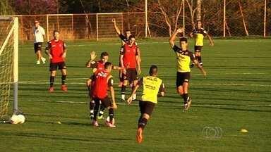 Vila Nova enfrenta o Cuiabá na noite desta segunda-feira - Tigre inicia o segundo turno embalado por três vitórias