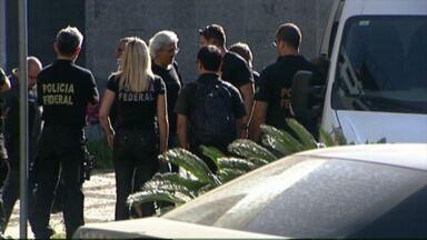 Presos da Operação Lava Jato devem chegar nesta segunda à Curitiba - A transferência do ex-ministro da Casa Civil, José Dirceu, depende da decisão do Supremo Tribunal Federal.