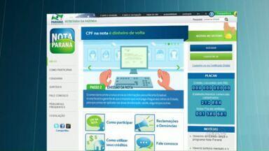 Começa a funcionar nota fiscal eletrônica do Paraná - O programa pretende aumentar a arrecadação do Estado e incentivar o consumidor a pedir nota fiscal.