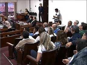 Reunião na câmara de Timóteo discute a possiblidade de fechamento da UPA do bairro Olaria - População está indignada.
